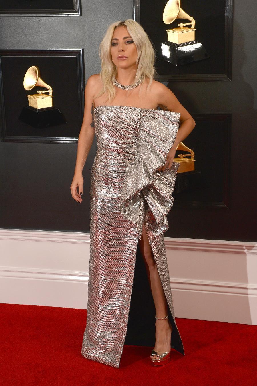 Speváčka Lady Gaga