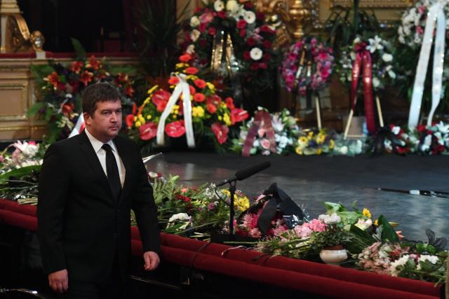 Český minister vnútra Jan