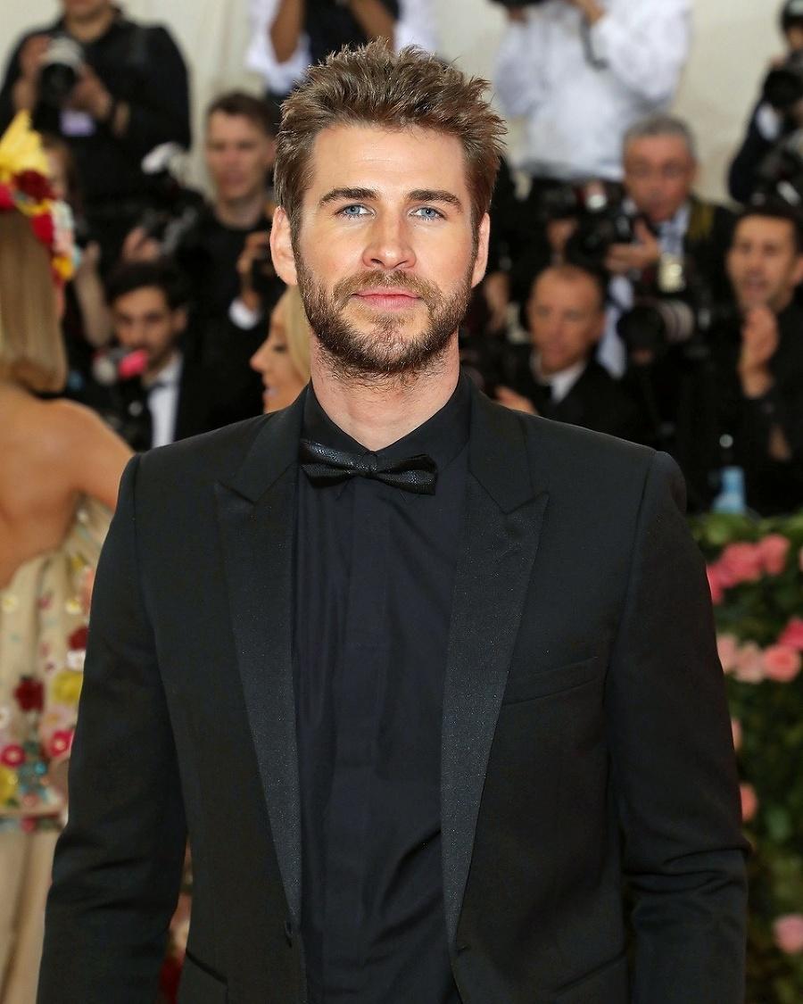Herec Liam Hemsworth