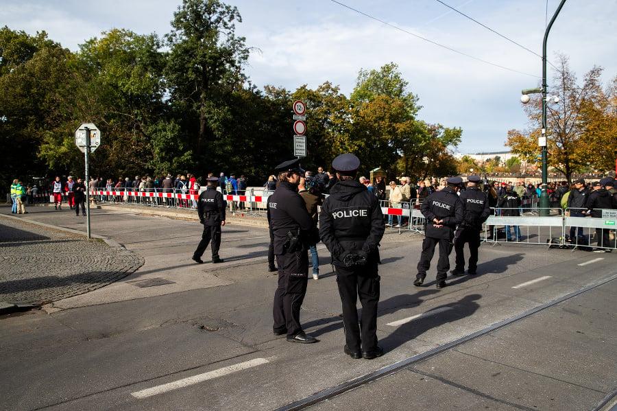 Situáciu monitoruje aj polícia.