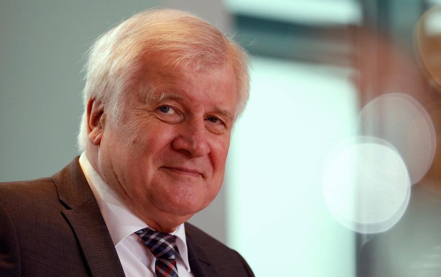 Nemecký minister vnútra Horst