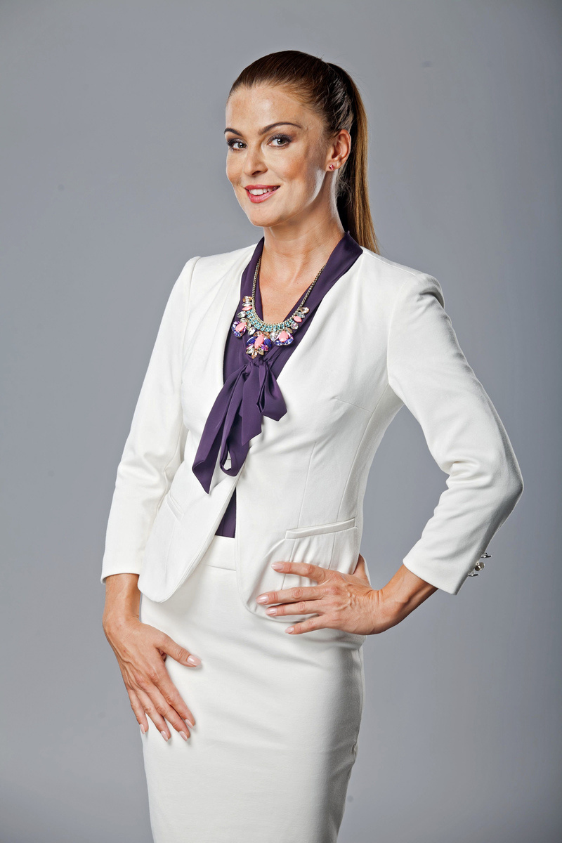 Elena Podzámska.