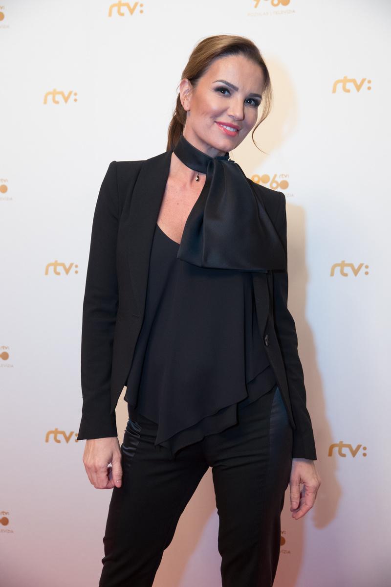 Bývalá československá miss Silvia