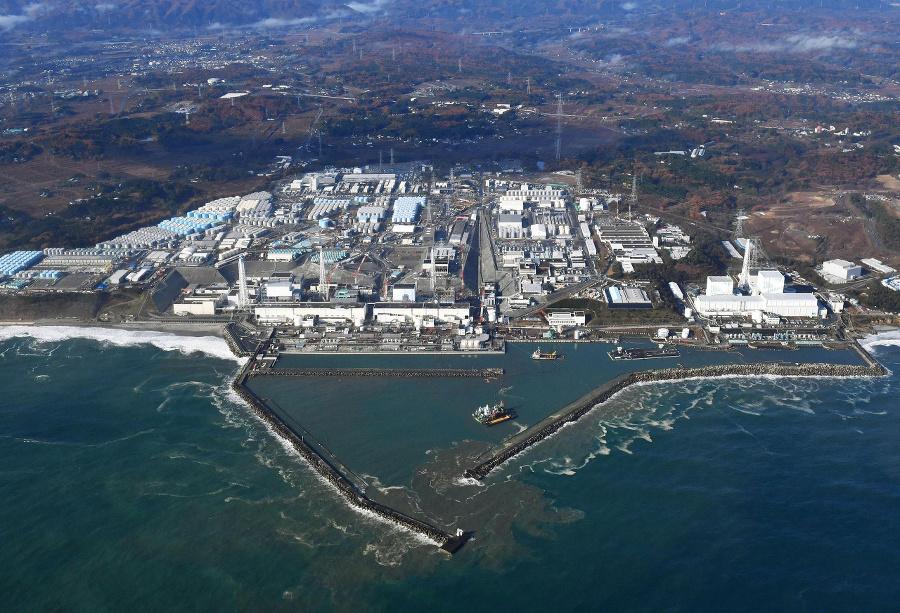 Jadrovú elektráreň vo Fukušime