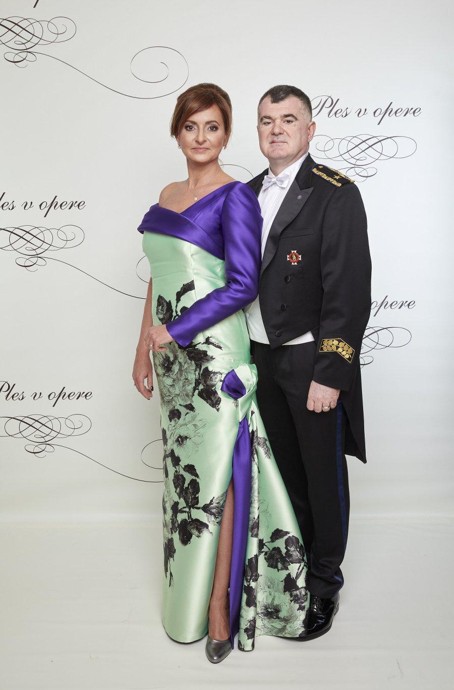 Danica Kleinová a Alexander
