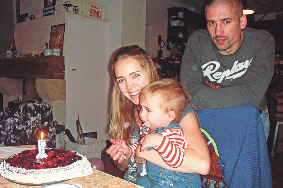Lucie a Tomáš majú