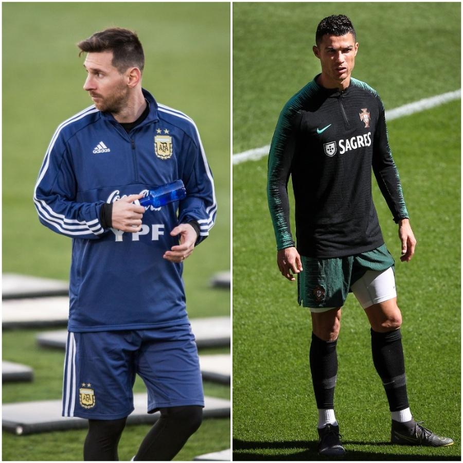 Lionel Messi aj Cristiano