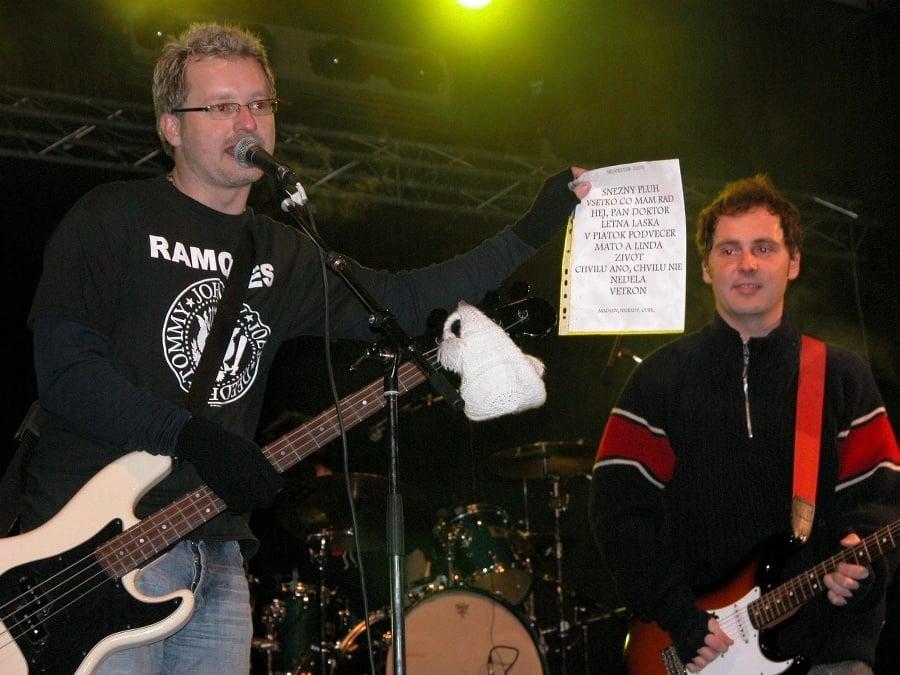 Silvester 2005 v Bratislave
