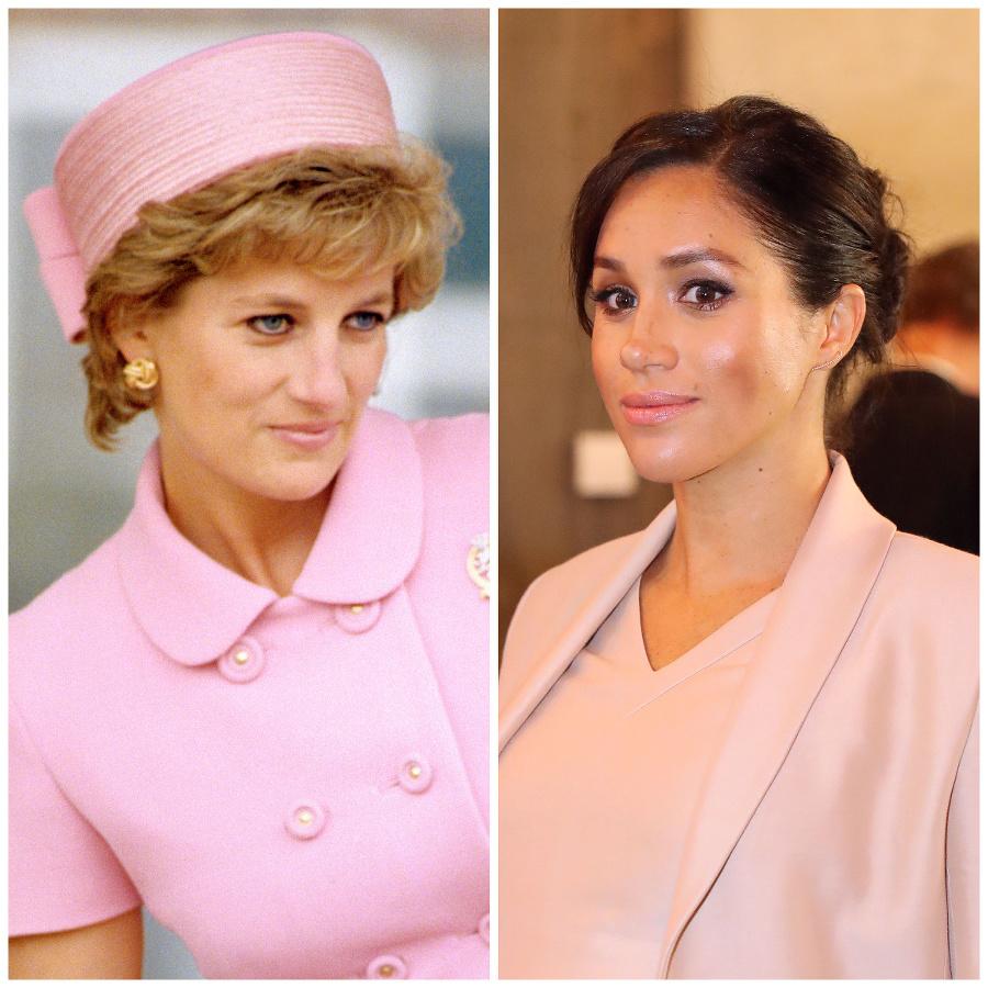 Pricezná Diana a vojvodkyňa