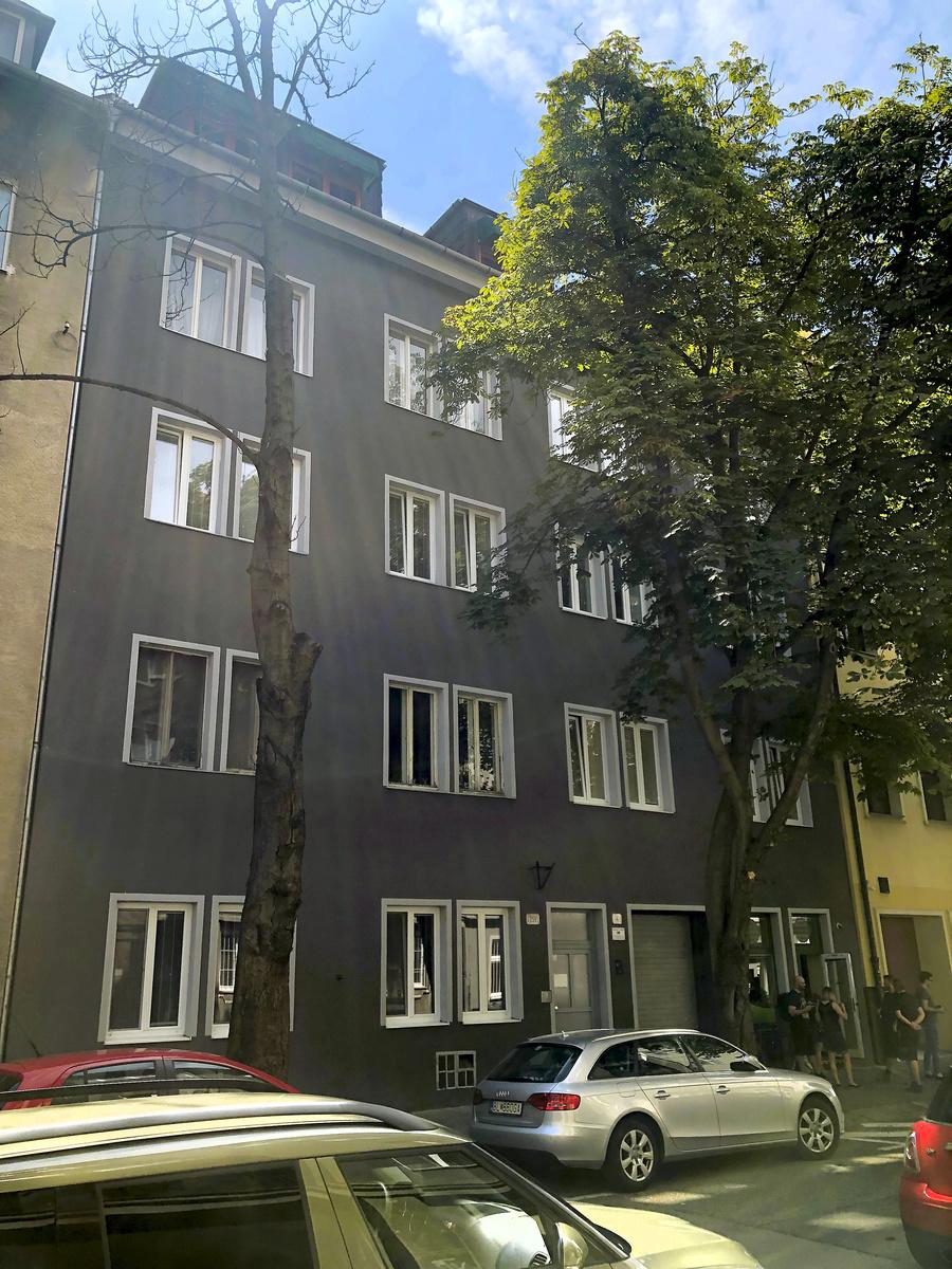 Byt na Továrenskej ulici