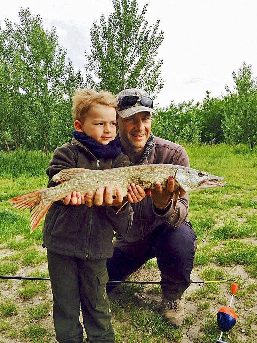 SLeom na rybách: Švajda