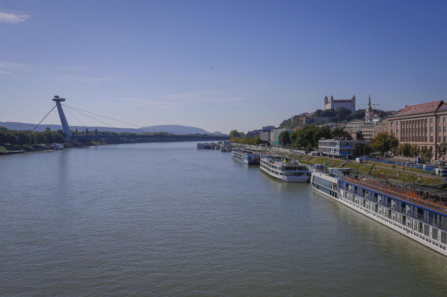 Bratislava - Mesto chce