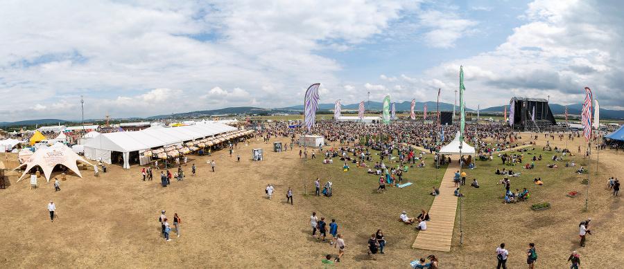 Festival Pohoda 2019 lákal