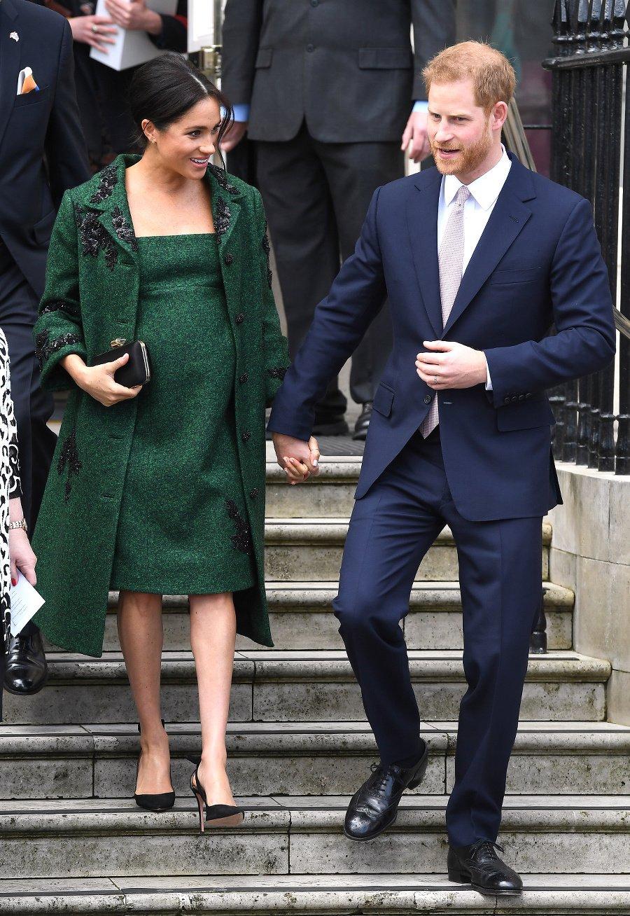 Vojvodkyňa Meghan a princ