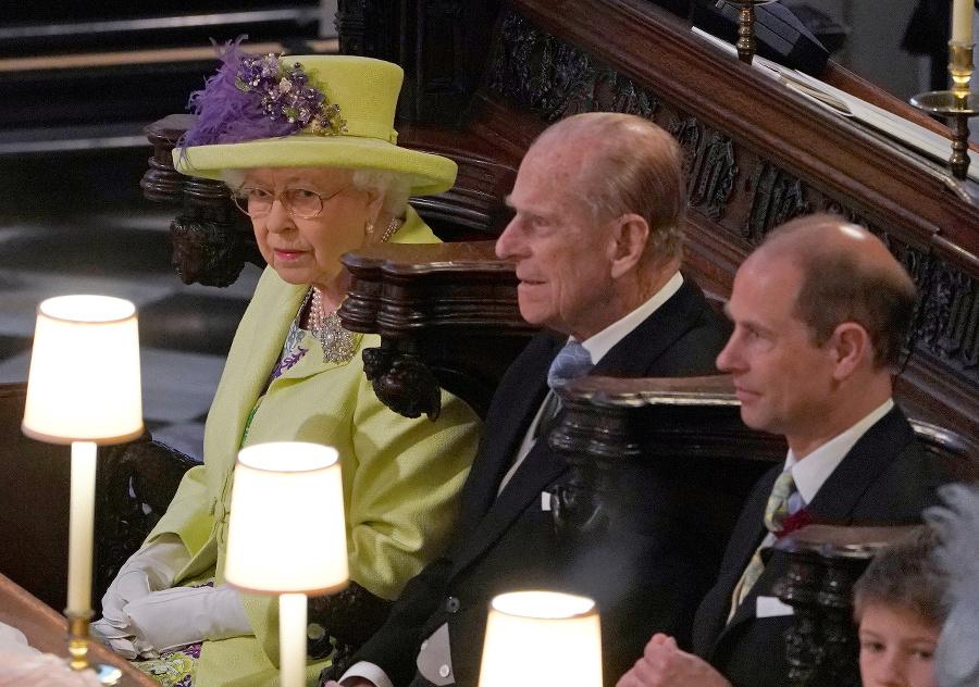 Královná Alžbeta a princ