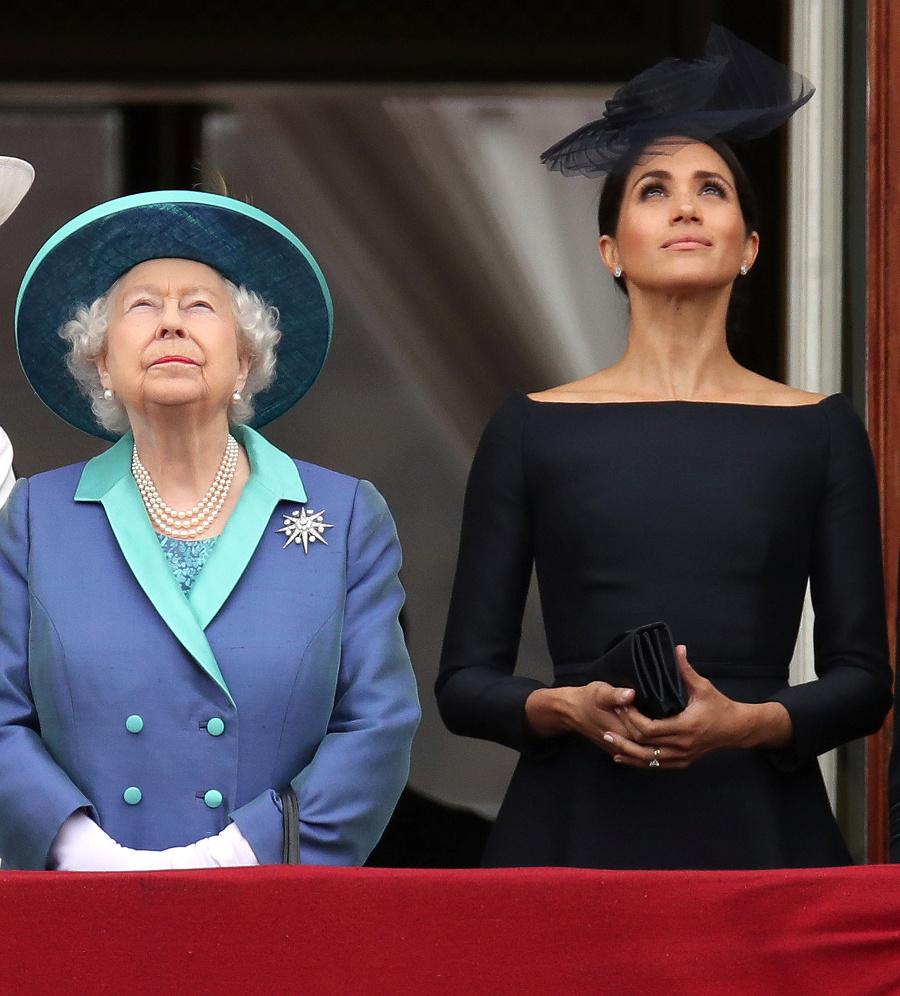 Po boku kráľovnej Alžbety