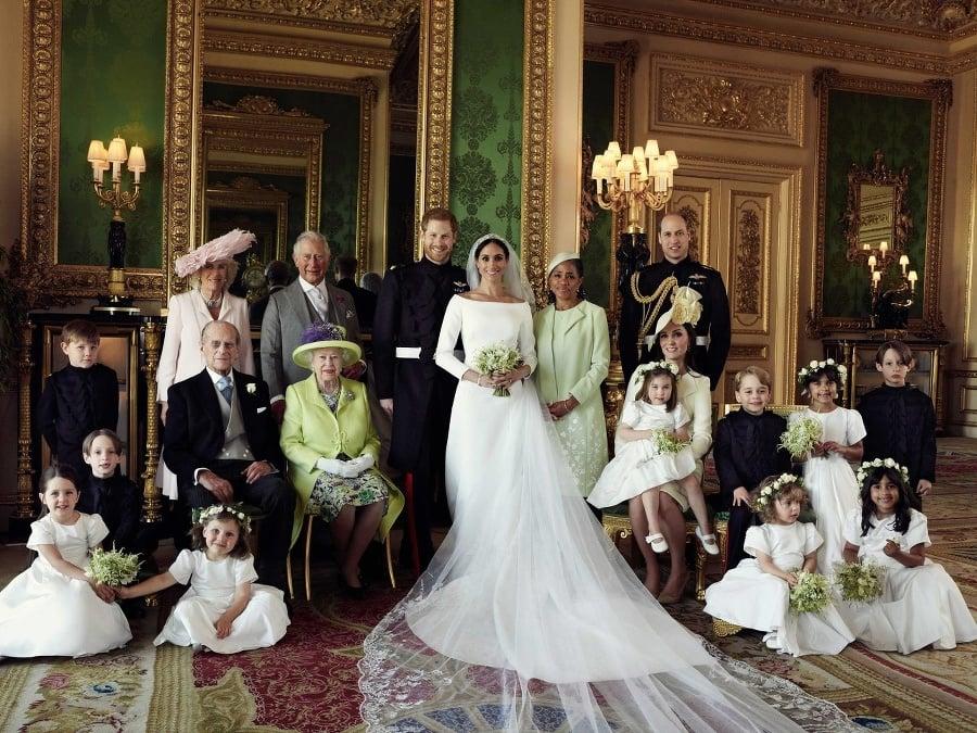 Oficiálne fotky zo svadby