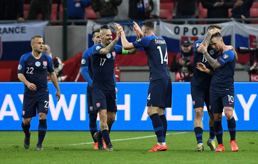 Slovensko zdolalo Maďarsko v