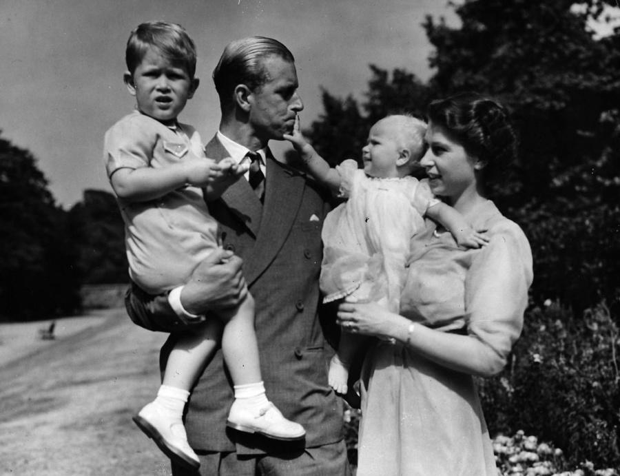 Snímka z augusta 1951: