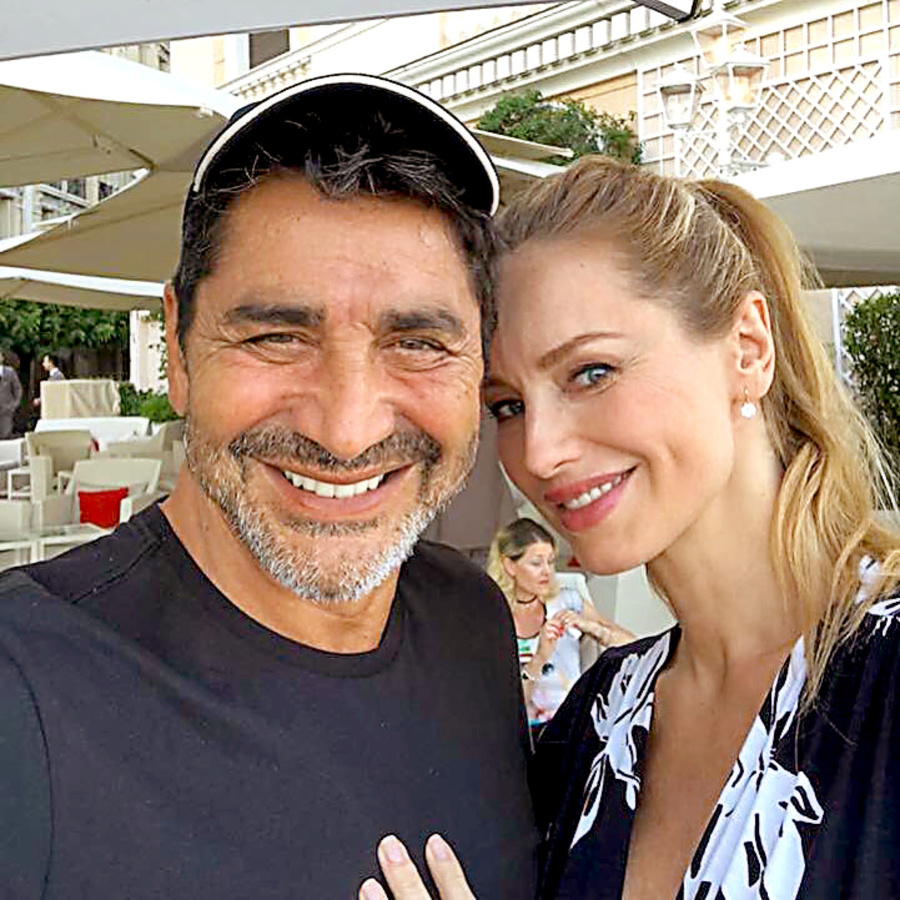 Manželia Aram a Adriana