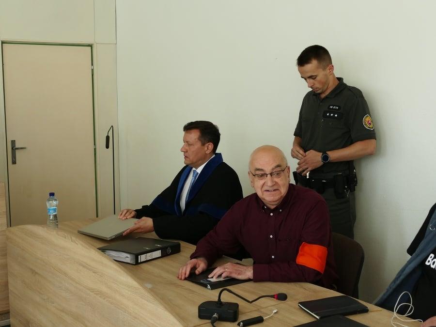 Na Okresnom súde v
