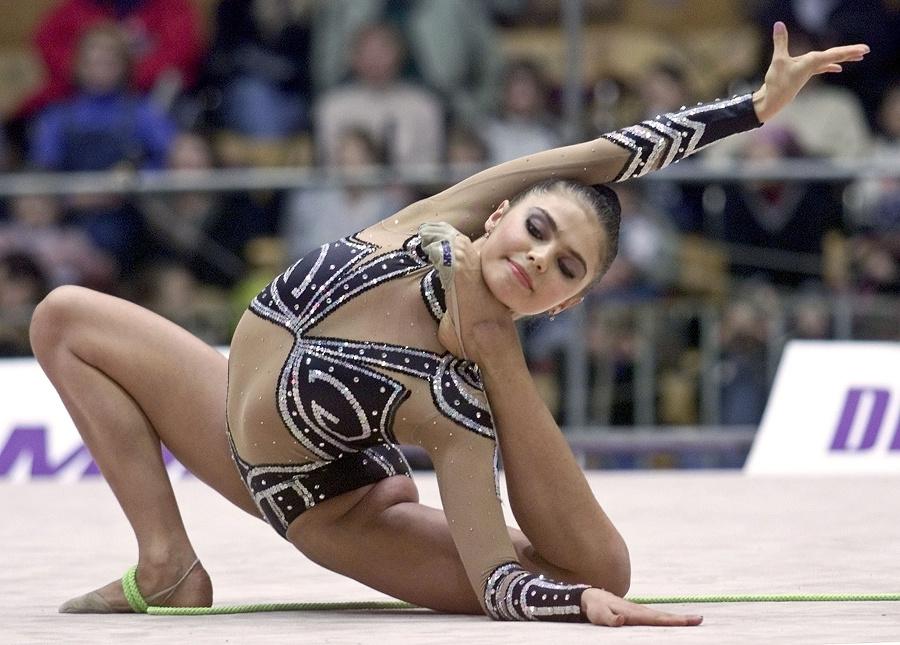 Alina Kabajevová je bývalá