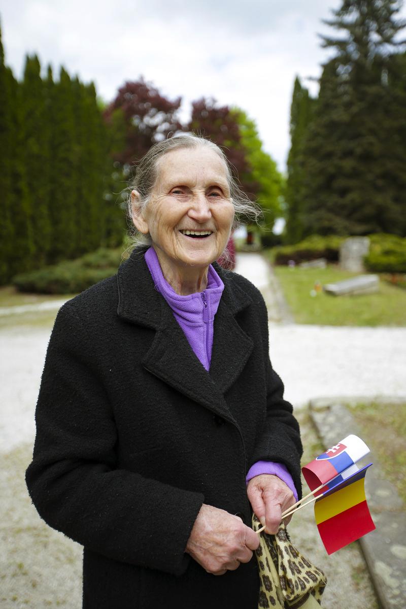 Marta Surová (87)