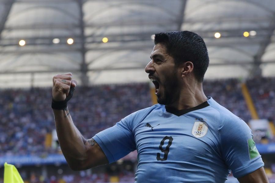 Najjagavajšia hviezda Uruguaja skórovala