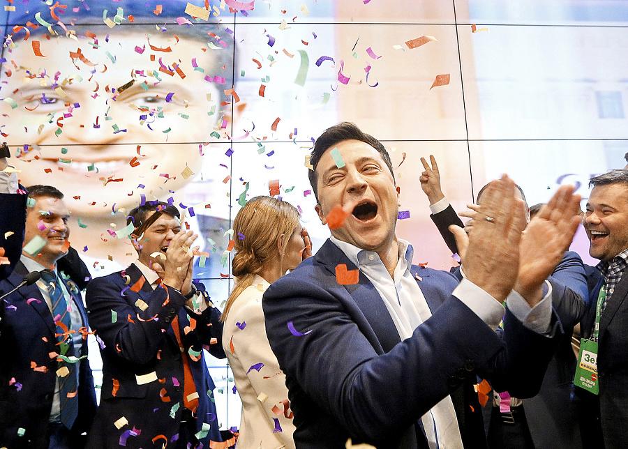 Zelensky sľubuje Ukrajincom veľké