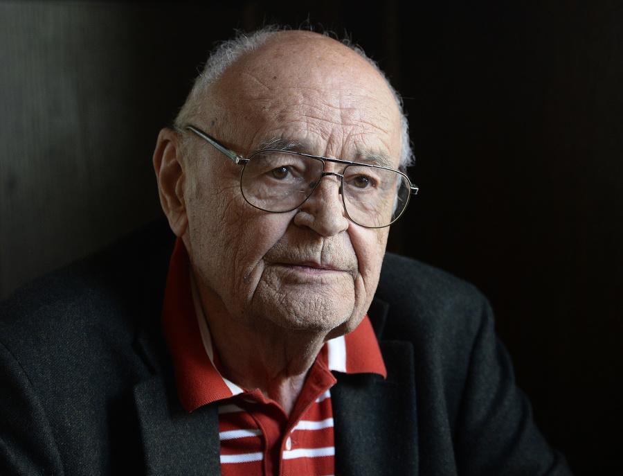 Český režisér Václav Vorlíček