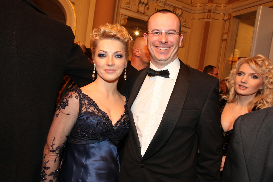 Manžel Igor Šimkovič