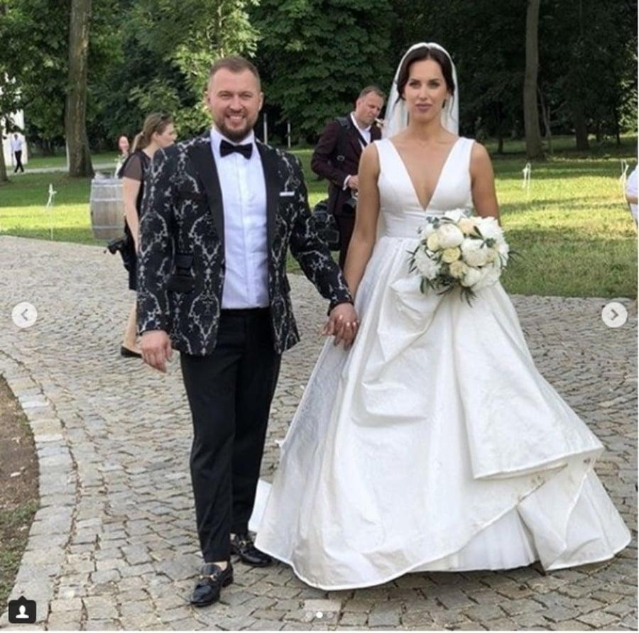 Svadba Zdenky a Martina.
