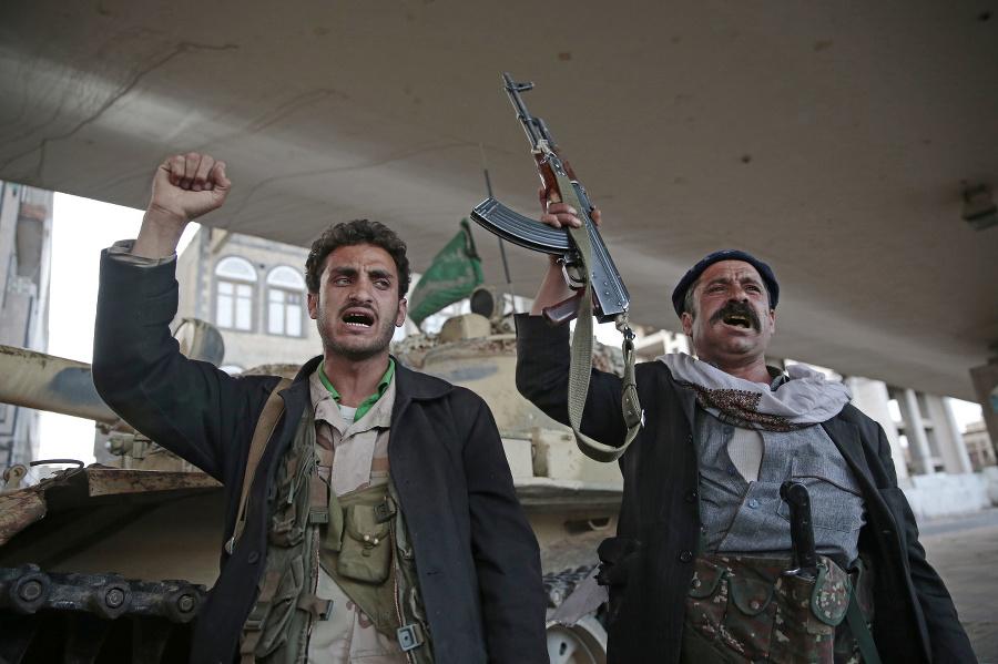 Boje v Jemene naďalej