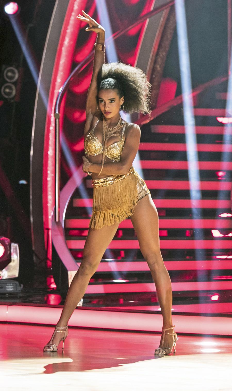 Jasmina v tanečnej šou