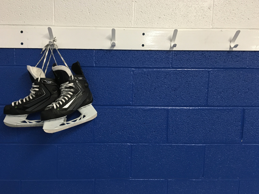 Hockey retirement