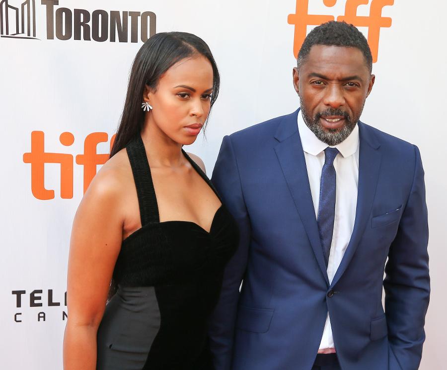 Idris Elba a snúbenica