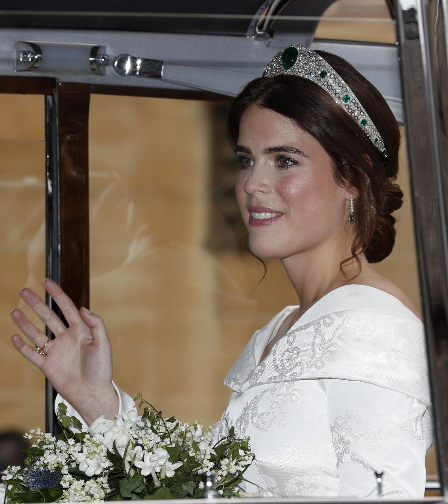 Princezná Eugenie ako krásna