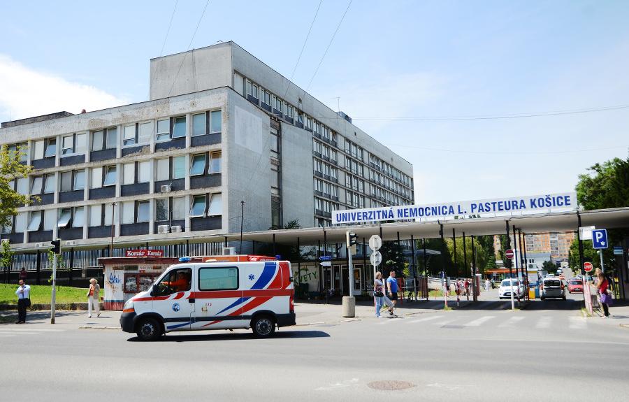 Univerzitná nemocnica v Košiciach