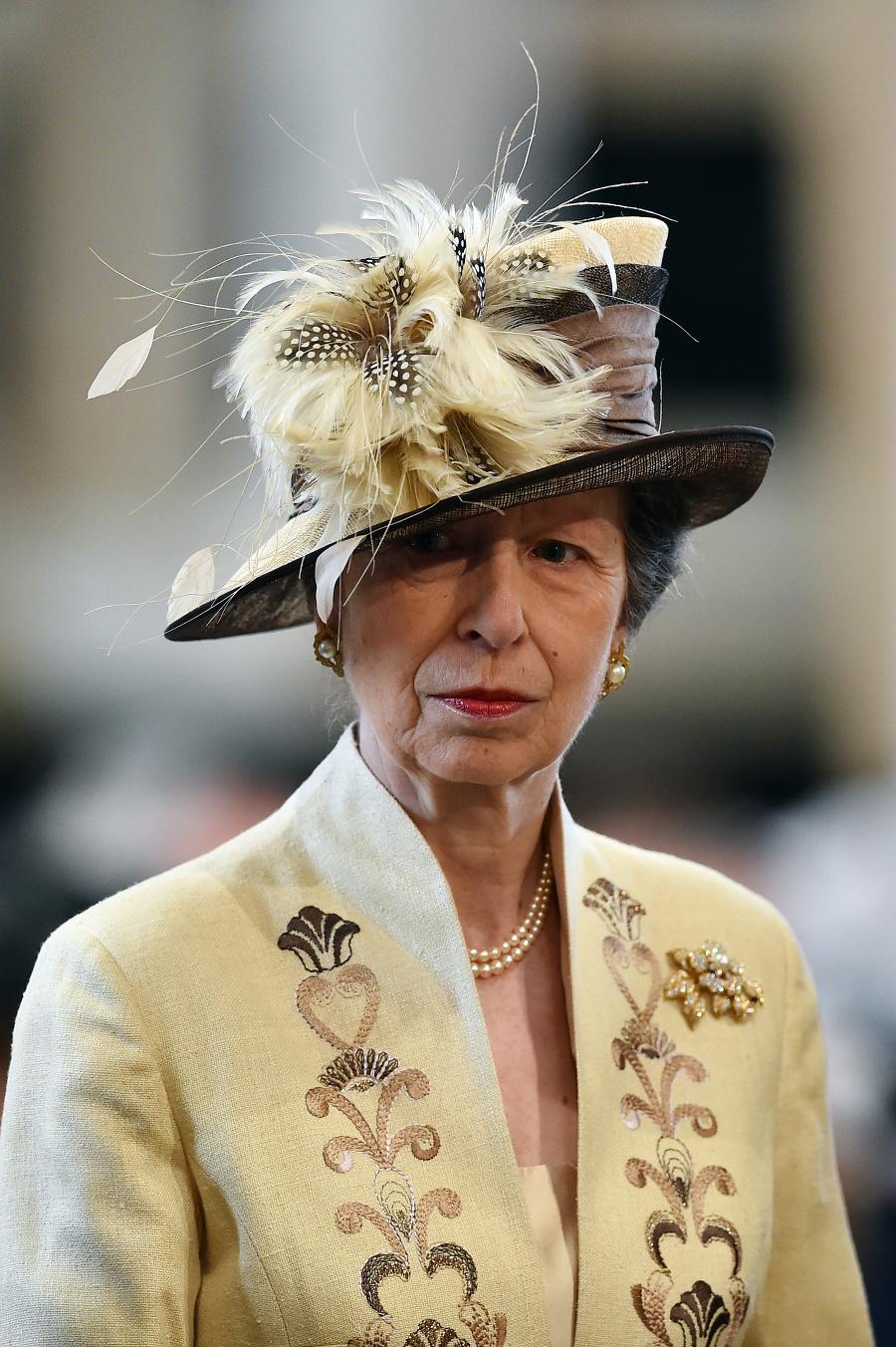 Britská princezná Anna
