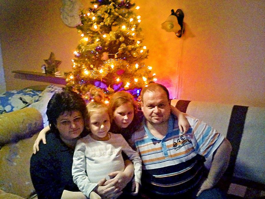 2010 - S rodičmi