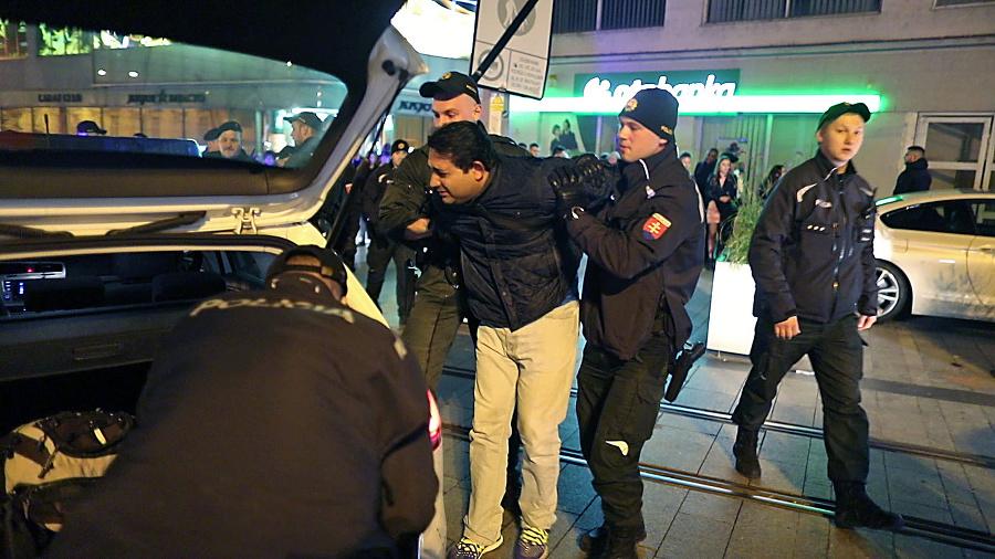 Nishitu (37) polícia zadržala