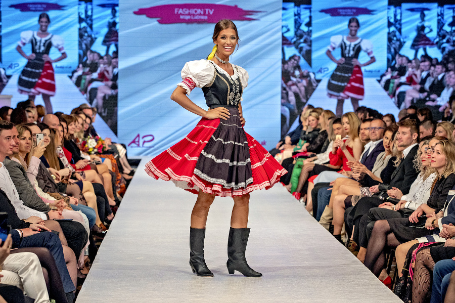 Bratislavské módne dni: Jasmina