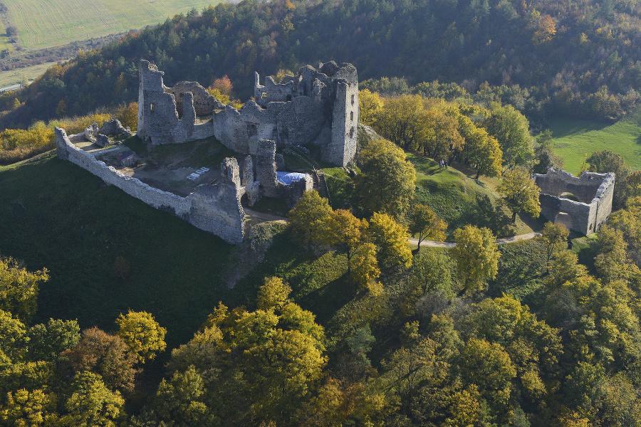 Brekovský hrad po rokoch