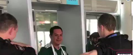 Mexický vtipkár je hitom