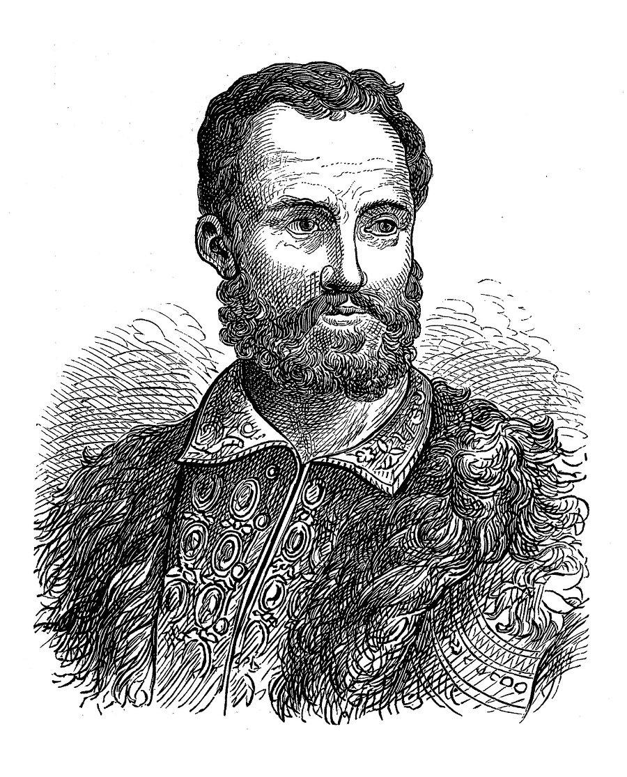 Illustration of a Cosimo