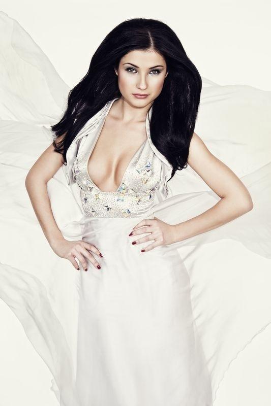 Finalistka Miss Slovensko 2012