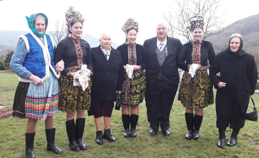 V Hrušove ožili tradície.