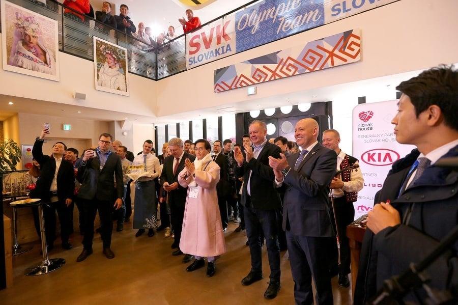 Výstava v Slovenskom olympijskom