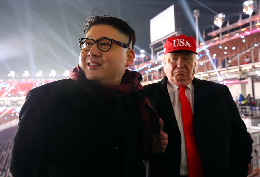 Dvojníci amerického prezidenta a