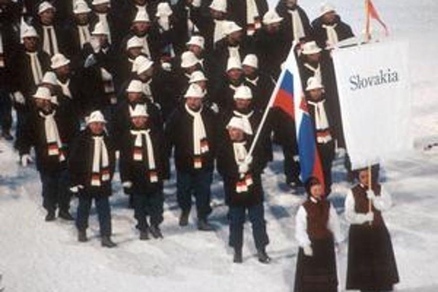 Lillehammer 1994: Peter Šťastný